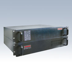 LED Rack MOUNTABLE on-line UPS HP9110E série 1 - 10KVA