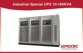 China IP42 categoria industrial UPS com controle de Digitas 10KVA - 160KVA fábrica