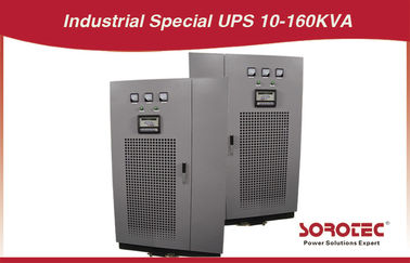 China categoria industrial UPS 220V 6-80KVA Digitas 50/60HZ de 6 ou 12 SCR fábrica
