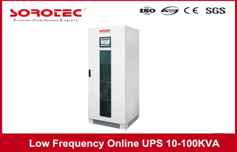 GP9312C 3Ph in 1Ph out UPS Uninterruptible Power Supply for Industry , 10-100KVA