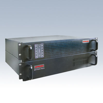 LED Rack MOUNTABLE on-line UPS HP9110E série 1 - 10KVA fornecedor